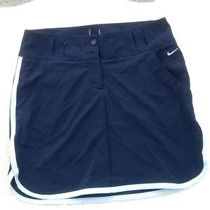 Nike Dri-fit Women's Tour Performance  Golf Skirt